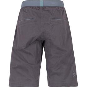 La Sportiva Flatanger Shorts Herr carbon/slate